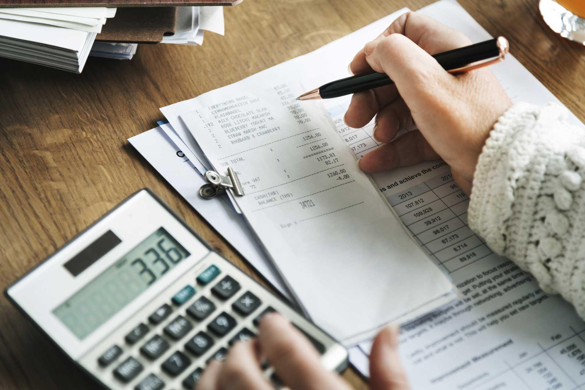 zeznania podatkowe